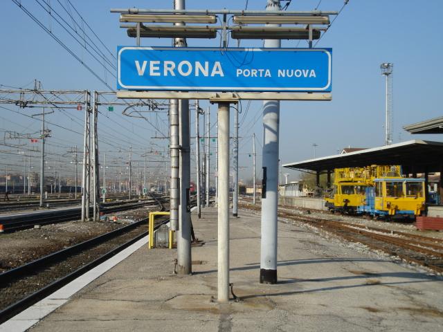 2 giugno vapore a chioggia viaggiandoavapore - Partenze treni verona porta nuova ...