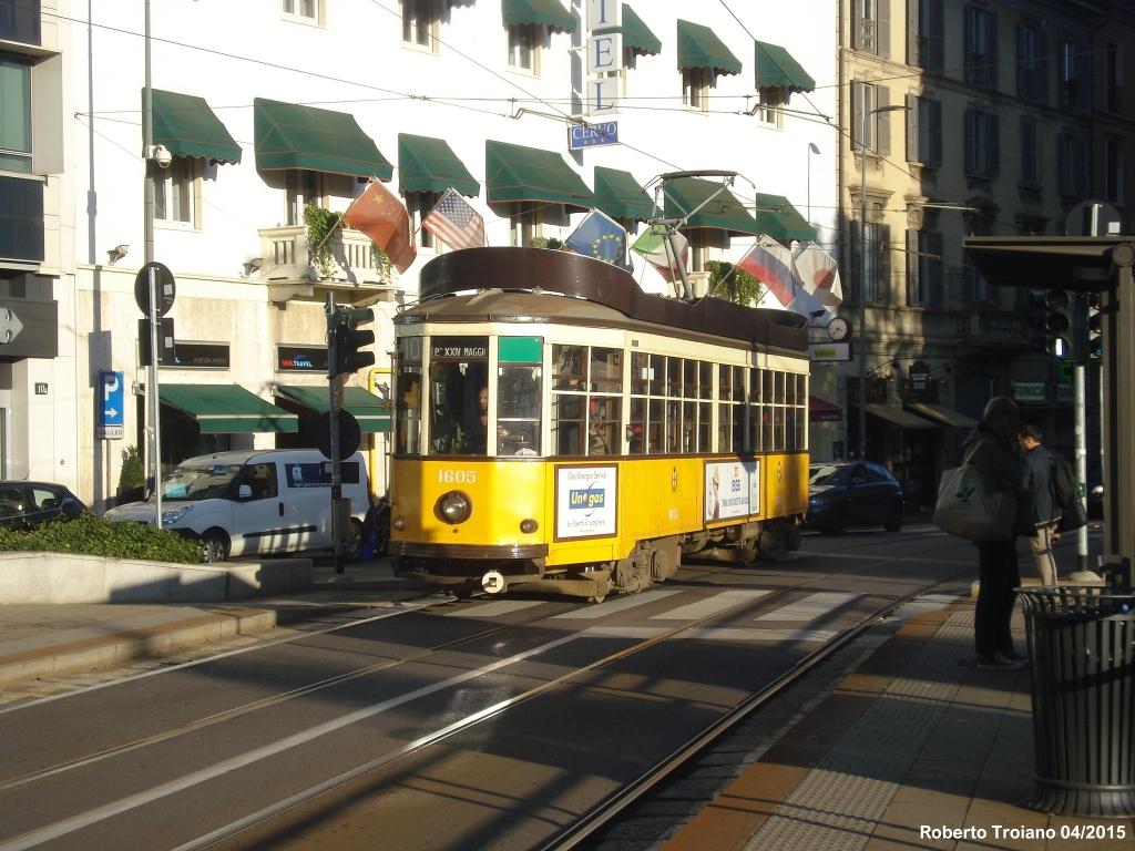 Orari e percorsi dei tram atm milano linee 1 10 - Orari treni milano centrale genova porta principe ...